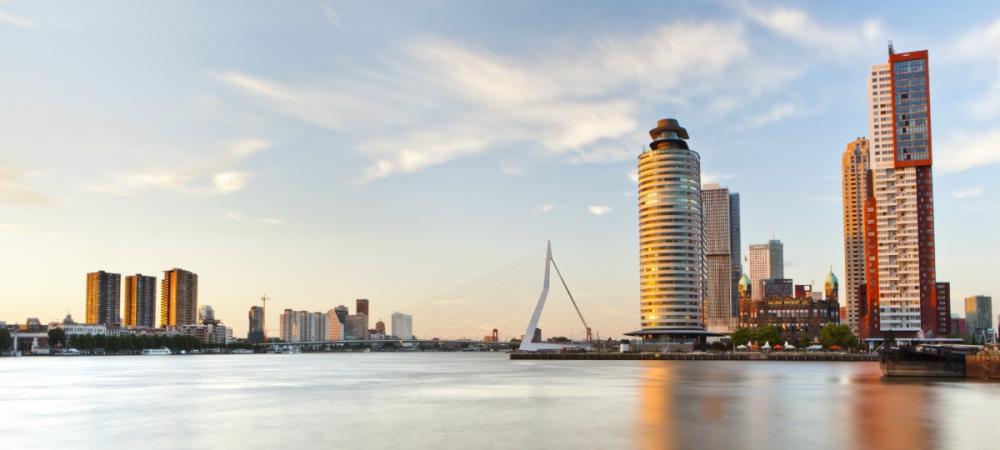 skyline-rotterdam