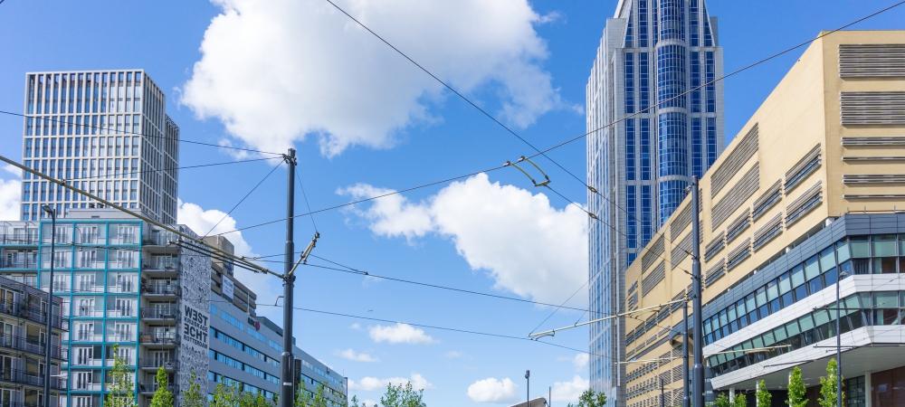 Rotterdam-stadsplein