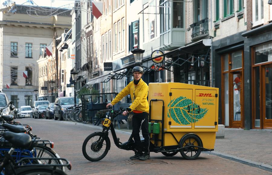 DHL-cargobike